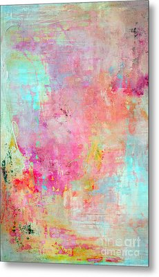 Cielo Skies - Abstract Gallery Wall Art Metal Print by WALL ART and HOME DECOR