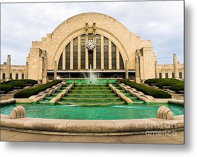 Cincinnati Museum Center Picture Metal Print