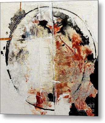 Circles Of War Metal Print by Gallery Messina