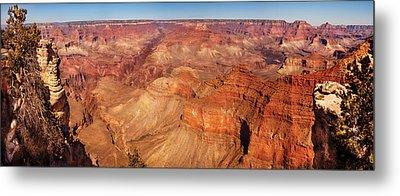 City - Arizona - Grand Canyon - The Great Grand View Metal Print by Mike Savad