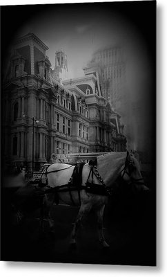 City Buggy'en Metal Print by Brynn Ditsche