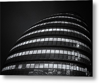 City Hall London Metal Print