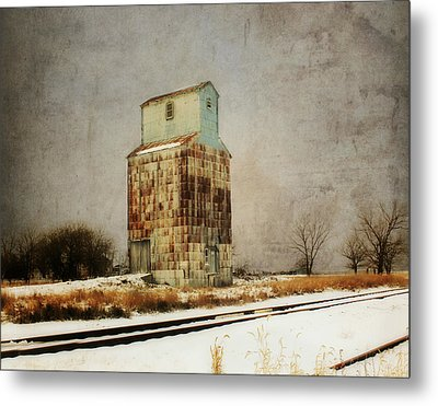 Metal Print featuring the photograph Clare Elevator by Julie Hamilton