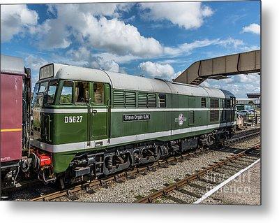 Class 31 Diesel 2 Metal Print