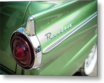 Classic 50s Ford Ranchero Metal Print by Mike Reid
