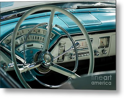Metal Print featuring the photograph Classic by Andrea Silies