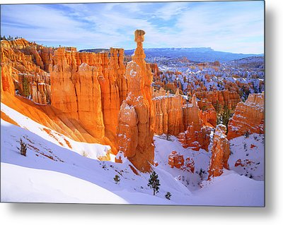 Metal Print featuring the photograph Classic Bryce by Chad Dutson