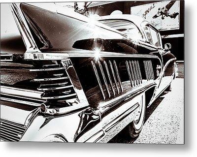 Classic Buick IIi Metal Print