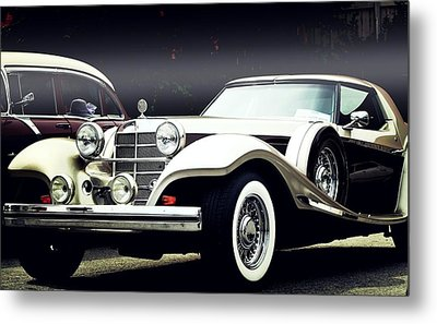 Metal Print featuring the photograph Classy... by Al Fritz