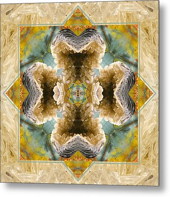 Clear Mind Metal Print by Bell And Todd