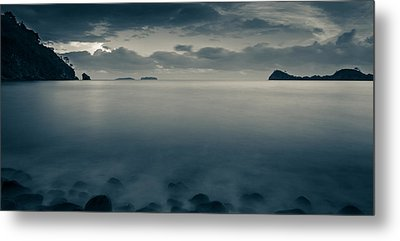 Cleopatra Bay Turkey Metal Print by Andreas Levi