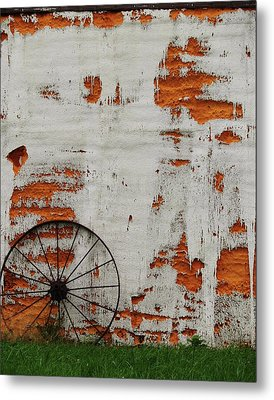 Metal Print featuring the photograph Clever by Cyryn Fyrcyd