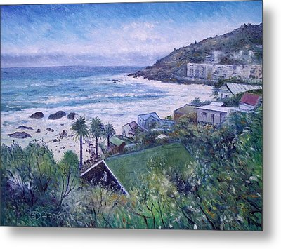 Clifton Beach  Cape Town South Africa 2006  Metal Print by Enver Larney