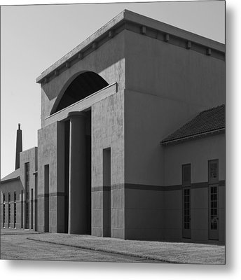 Clos Pegase Winery, Napa Valley Metal Print by Daniel Furon