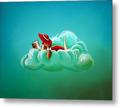 Cloud 9 Metal Print