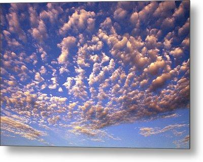 Cloud Expression 1 Metal Print