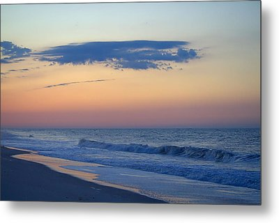 Metal Print featuring the photograph Clouded Pre Sunrise by  Newwwman