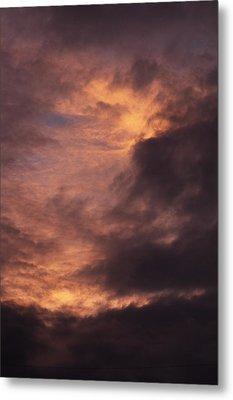 Clouds Metal Print by Clayton Bruster