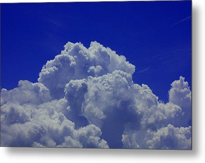 Clouds Metal Print by Michael Albright