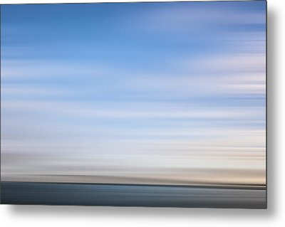 Clouds Over The Skyway X Metal Print by Jon Glaser
