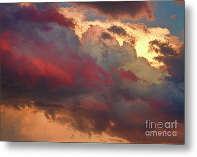 Cloudscape Sunset 46 Metal Print by James BO  Insogna
