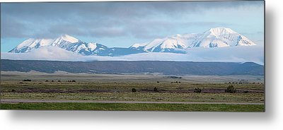 Co State Highway 12 The Highway Of Legends Metal Print by James BO Insogna