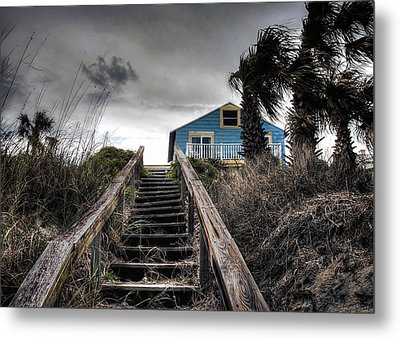 Metal Print featuring the photograph Coast by Jim Hill