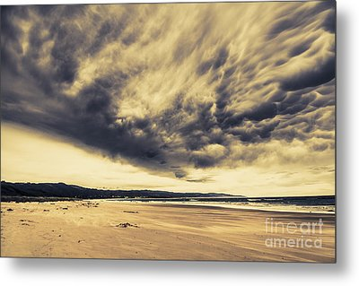 Coast Of Marengo Victoria Metal Print by Jorgo Photography - Wall Art Gallery