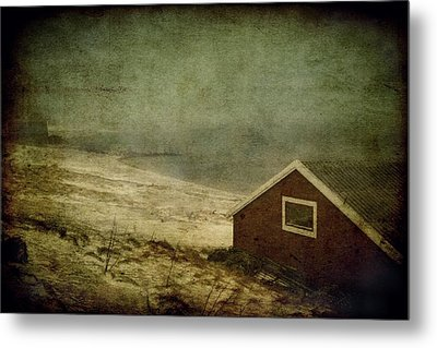 Coast Of Norway Metal Print