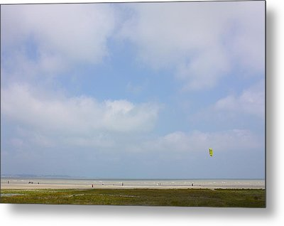 Coastal Brittany Metal Print by Colleen Williams