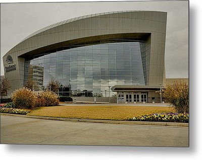 Metal Print featuring the photograph Cobb Center by Kim Wilson