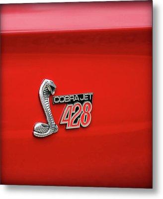 Cobra Jet 428 Metal Print by Gordon Dean II