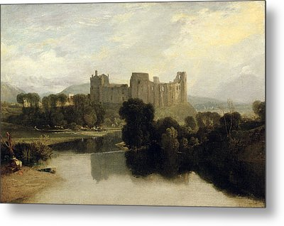 Cockermouth Castle Metal Print