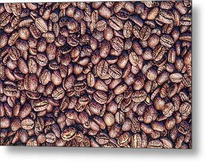 Coffee Boost Metal Print by Yury Malkov