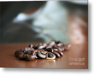 Coffee Lover  Metal Print