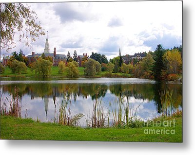 Colby College  Metal Print