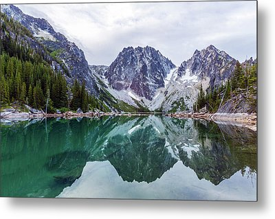 Colchuck Lake Metal Print