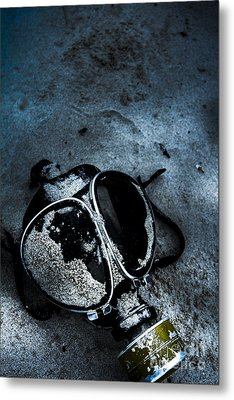 Cold War Casualties Metal Print