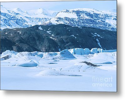 Cold World Metal Print by Svetlana Sewell