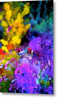 Color 102 Metal Print