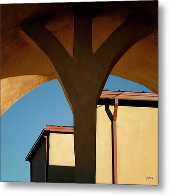 Metal Print featuring the photograph Color Composite Iv by David Gordon
