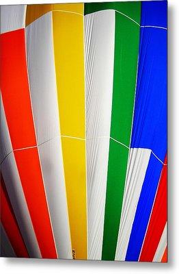 Color In The Air Metal Print