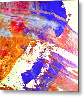 Color Me This Metal Print by Susan Leggett