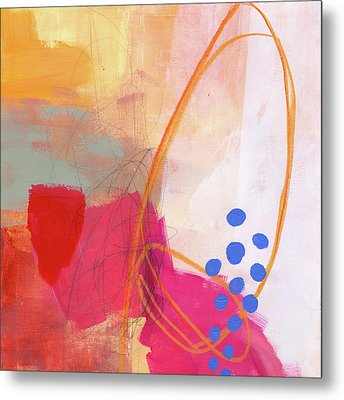 Color, Pattern, Line #2 Metal Print by Jane Davies