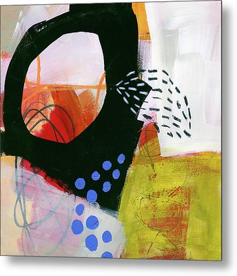 Color, Pattern, Line #3 Metal Print by Jane Davies