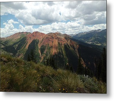 Colorado Mountain 4 Metal Print