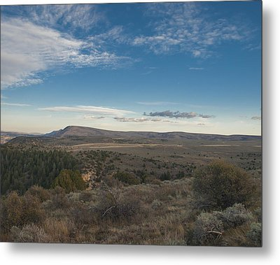Metal Print featuring the photograph Colorado Range by Joshua House