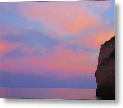 Colorful Clouds Metal Print by Nat Air Craft