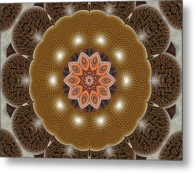 Colorful Mandala 4 Metal Print