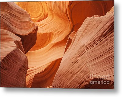 Colors Abound In The Canyon Metal Print by Ruth Jolly